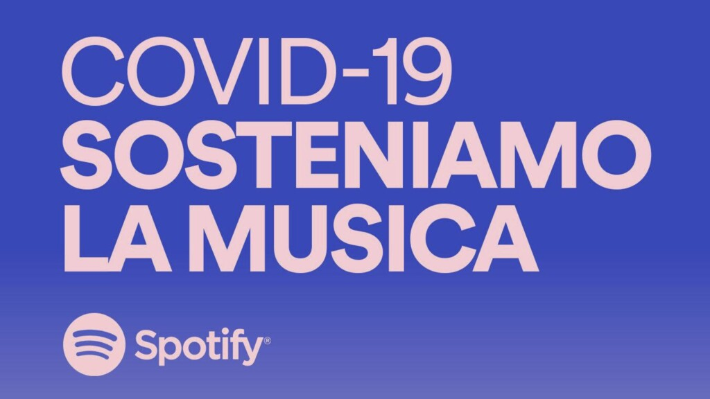 Spotify sostiene  l'industria musicale